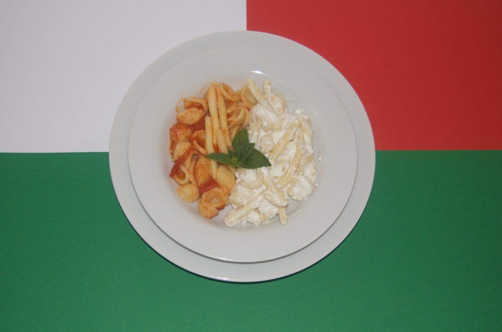 Tema a pranzo: foto pubblicata su la rivista   il Fotografo